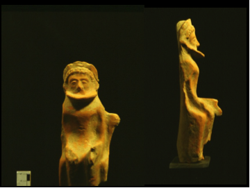 Votive figurines from Amyklai
