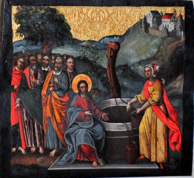 654px-Rutkovych_Skvariava_Nova_Iconostasis_Jesus_and_Samaritan_Woman_LNM