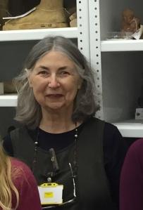Photograph of Professor Jean MacIntosh Turfa