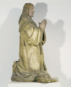 Figure 4: Votive effigy of Leonardo, the last Count of Gorizia (1462-1500) Tiroler; LandesmuseumFerdinandeum, Innsbruck, 15th Century